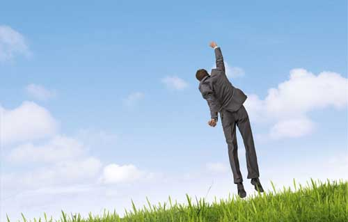 gagner réussir attitude positive