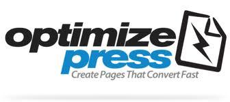 page de capture optimizepress 2