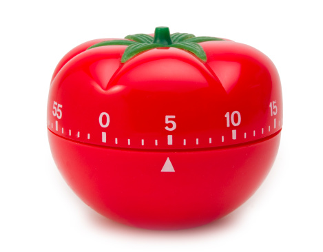minuteur pomodoro technique pomodoro