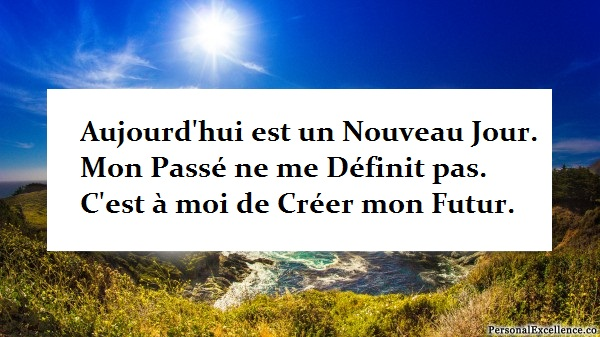 Top Affirmations Positives : Challenge de 15 Jours SA42