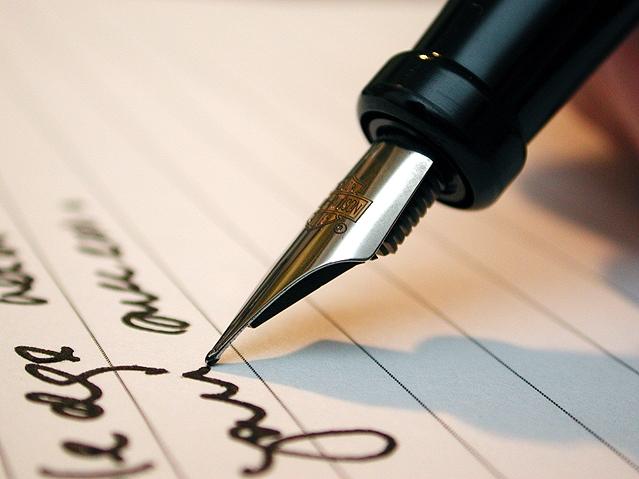 écrire pour les autres