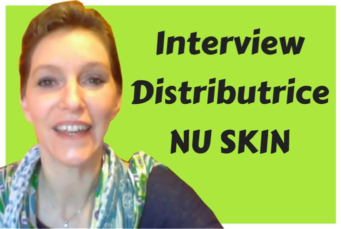Nu Skin distributeur