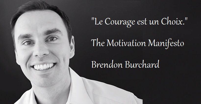 brendon burchard motivation manifesto