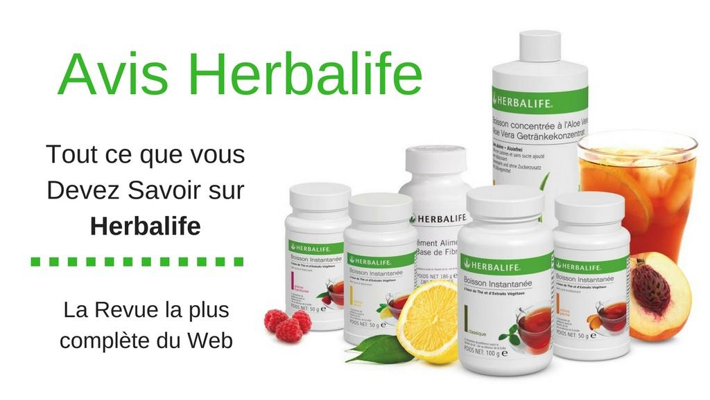 Avis Herbalife