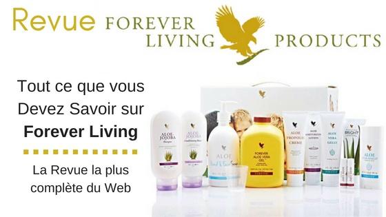 Avis Forever Living