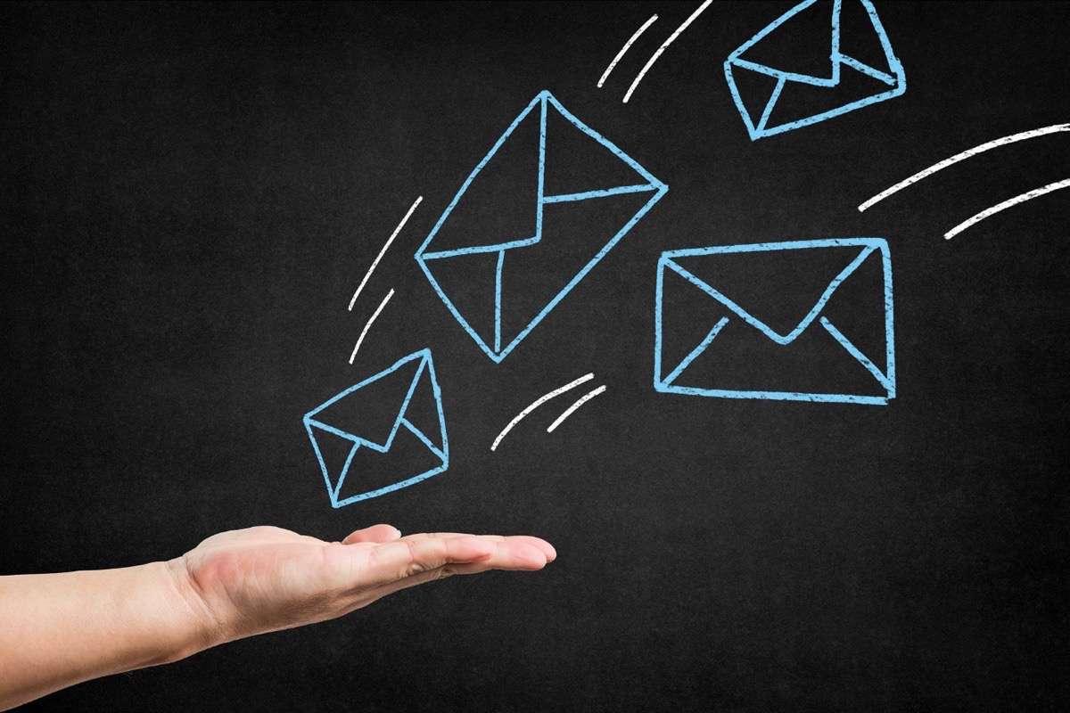 email de bonne année clients