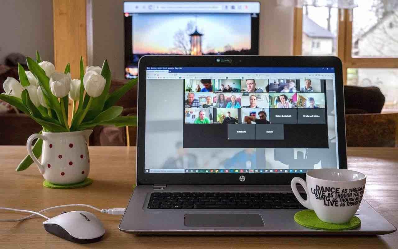 comment organiser un événement professionnel en ligne